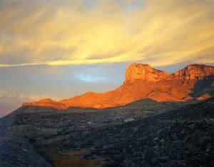 guadalupe mountains sunrise