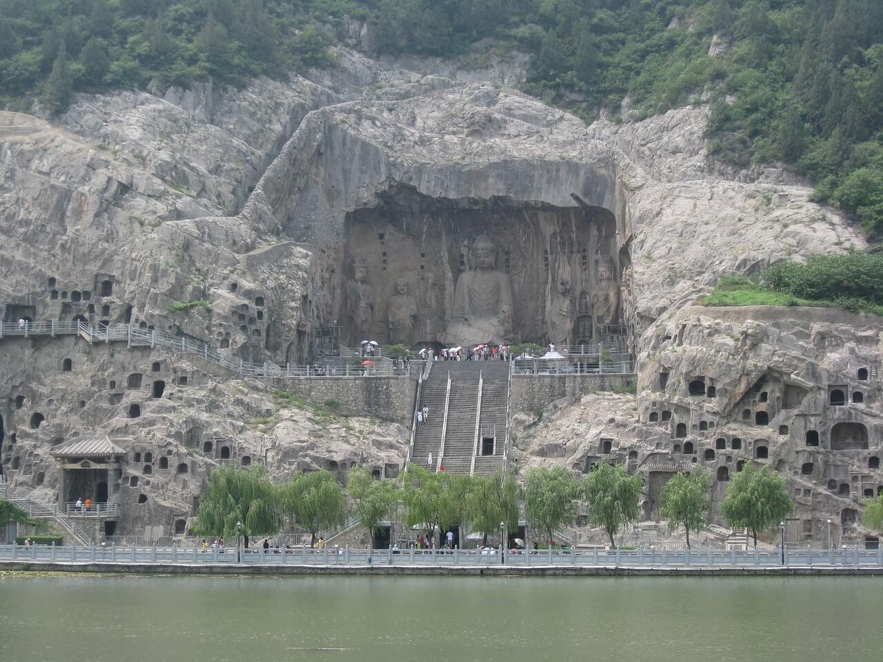 Longmen-Grotten