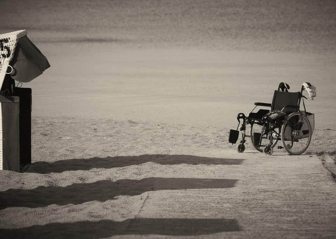 Reisen für Menschen mit Behinderung