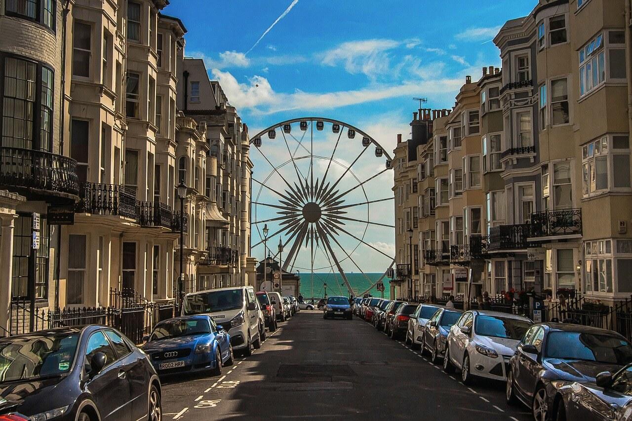 Die Top 10 Sehenswürdigkeiten in Brighton