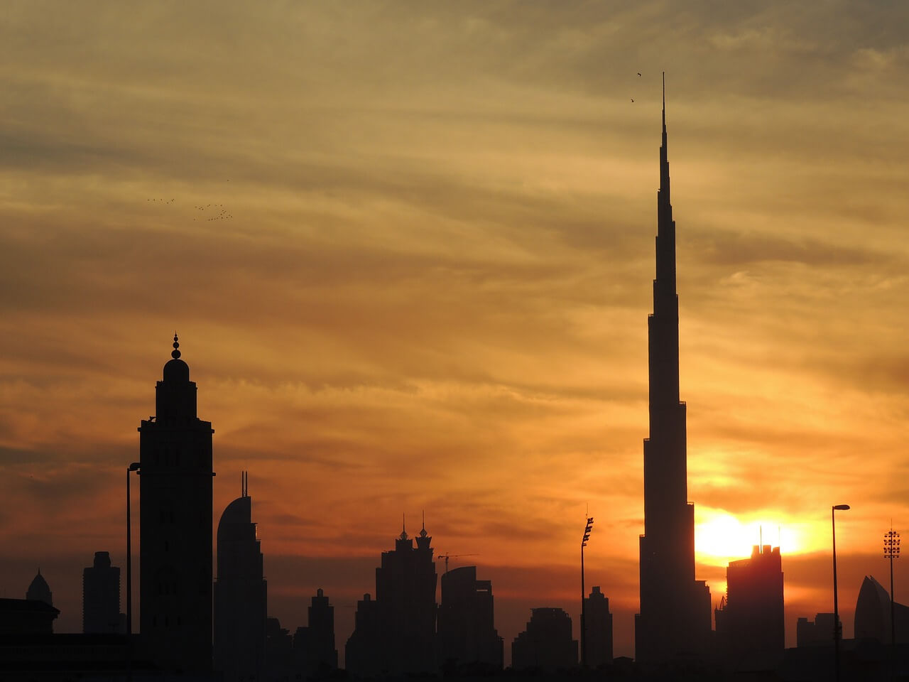 Die Top 10 der höchsten Bauwerke
