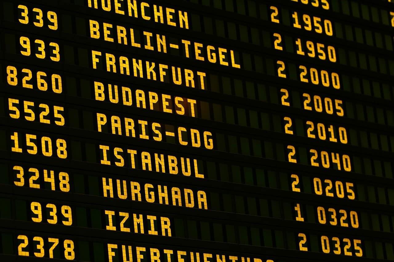 Streik am Flughafen – Ihre Rechte gegenüber Fluggesellschaften und Reiseveranstaltern