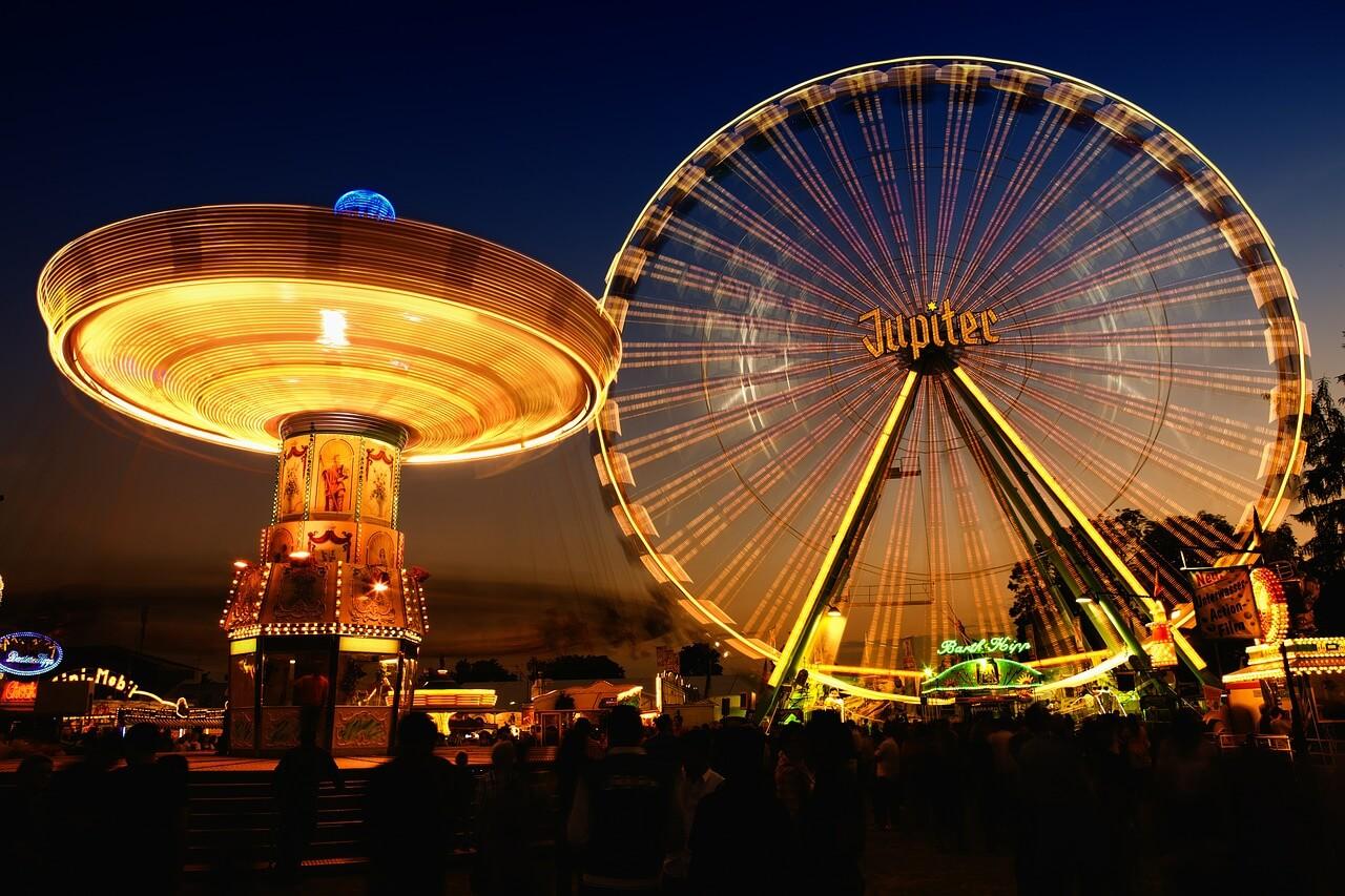 Top 10 Freizeitparks weltweit