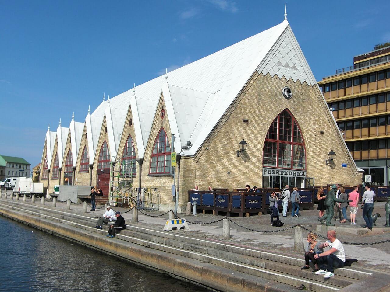 Top 10 Sehenswürdigkeiten in Göteborg