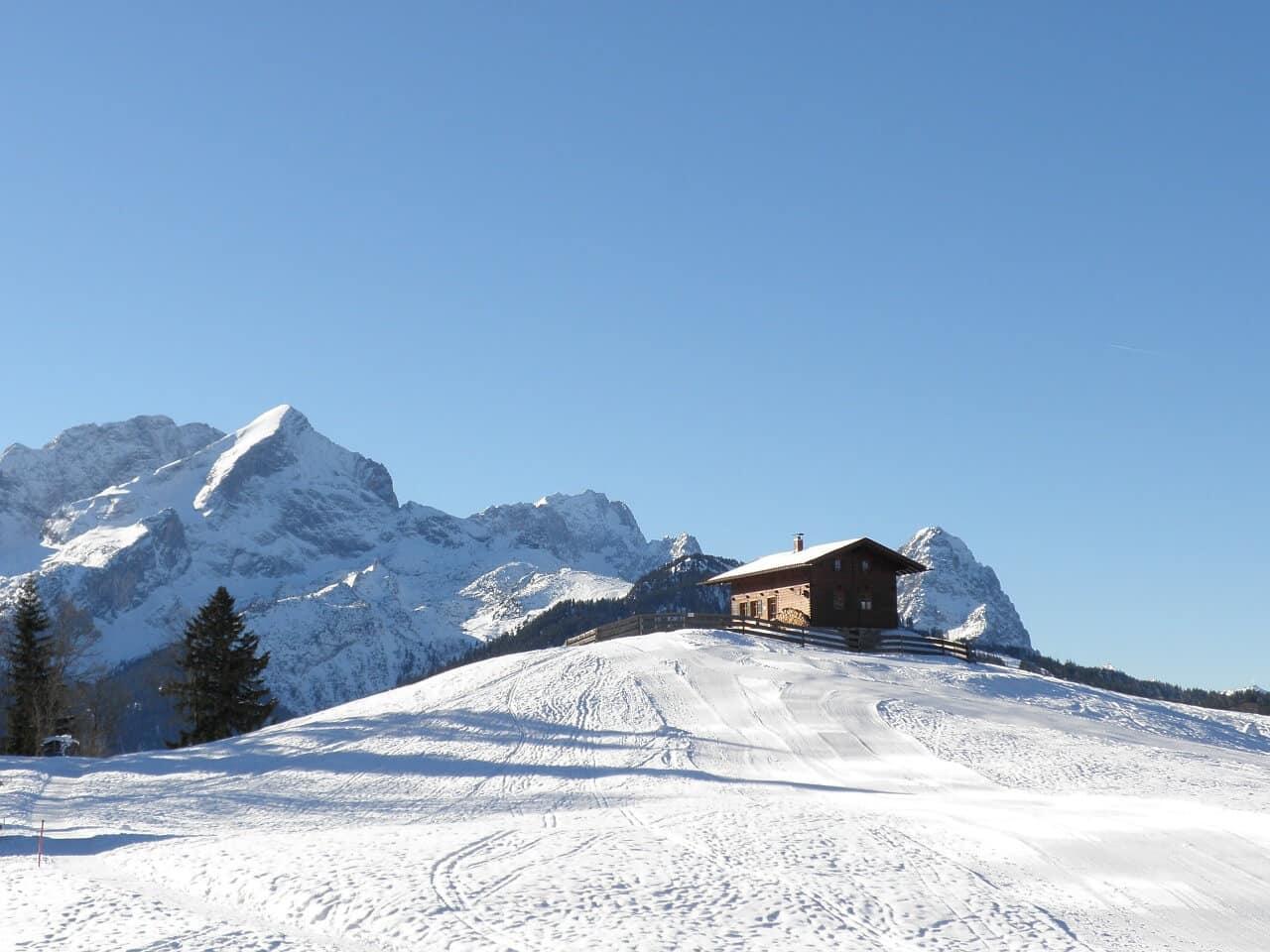 Die Top 10 Skigebiete Europas