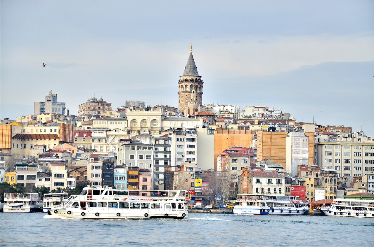 10 Highlights in Istanbul