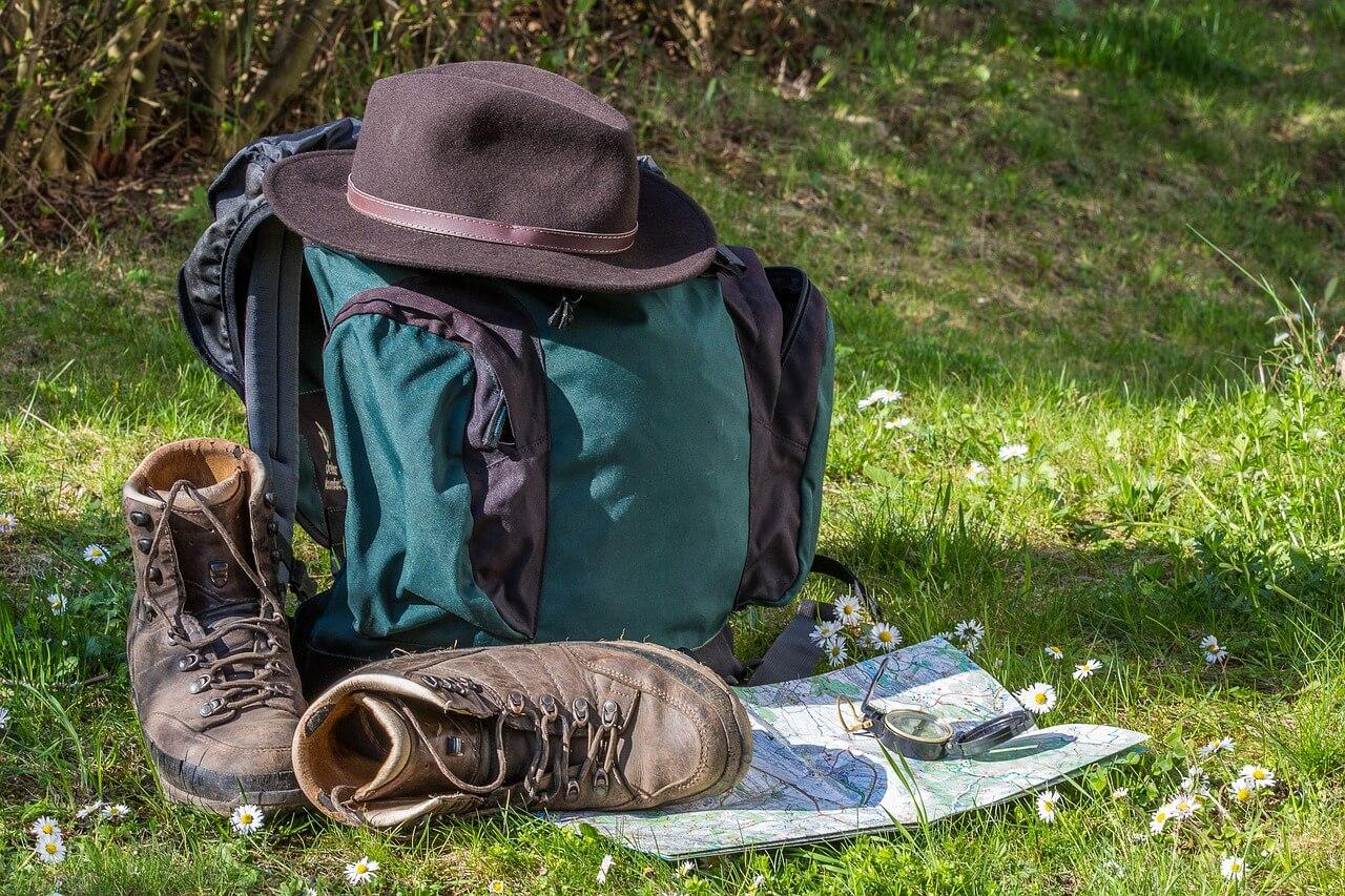 Outdoor-Urlaub: Ausrüstung