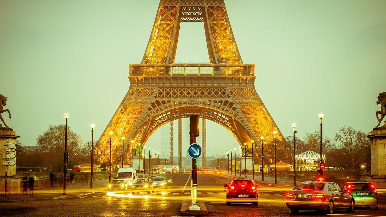 Die Top 10 der berühmtesten Sehenswürdigkeiten in Paris