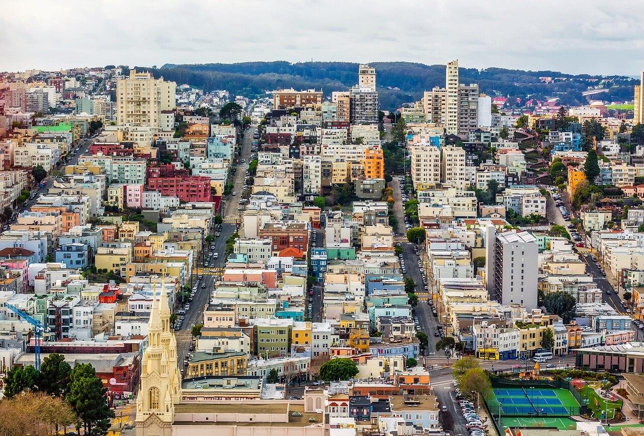 Top 10 Sehenswürdigkeiten in San Francisco