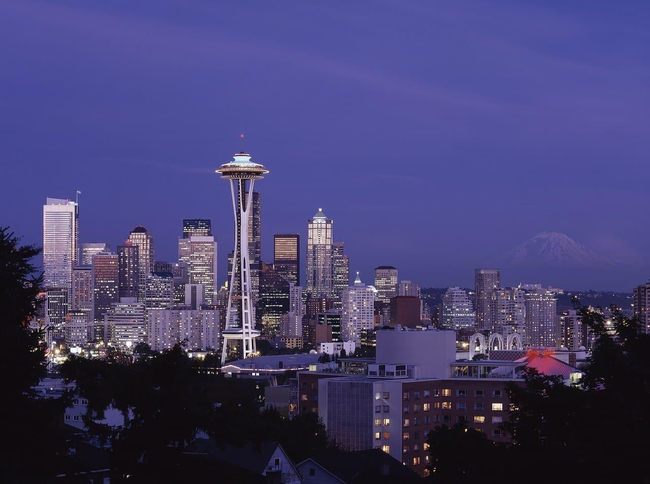 Top 10 Sehenswürdigkeiten in Seattle