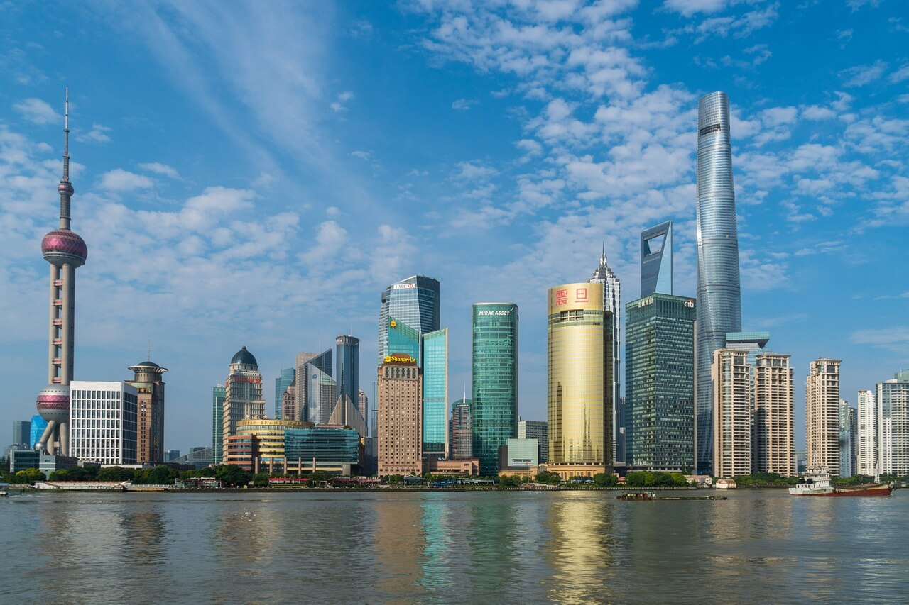 Top 10 Hot Spots in Shanghai