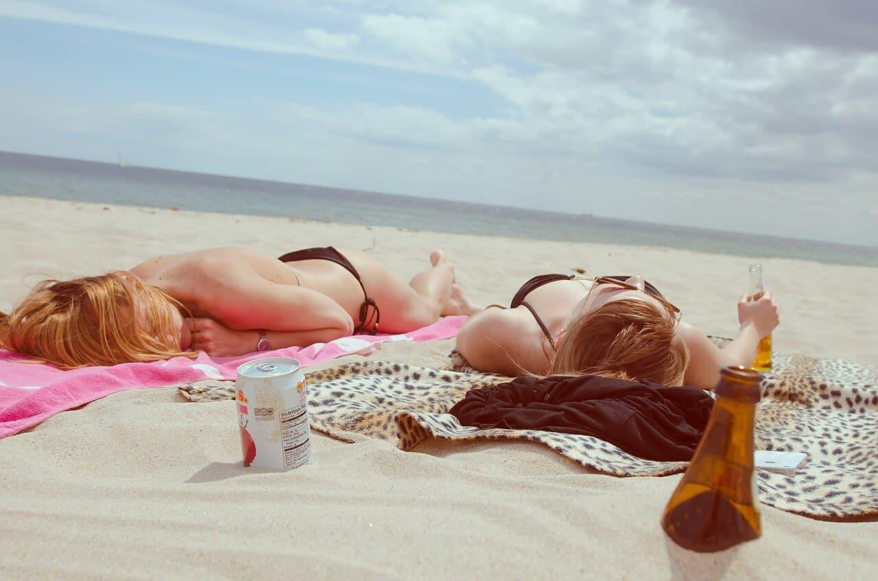 Urlaubsbräune ohne Sonnenbrand - mit dem richtigen Sonnenschutz