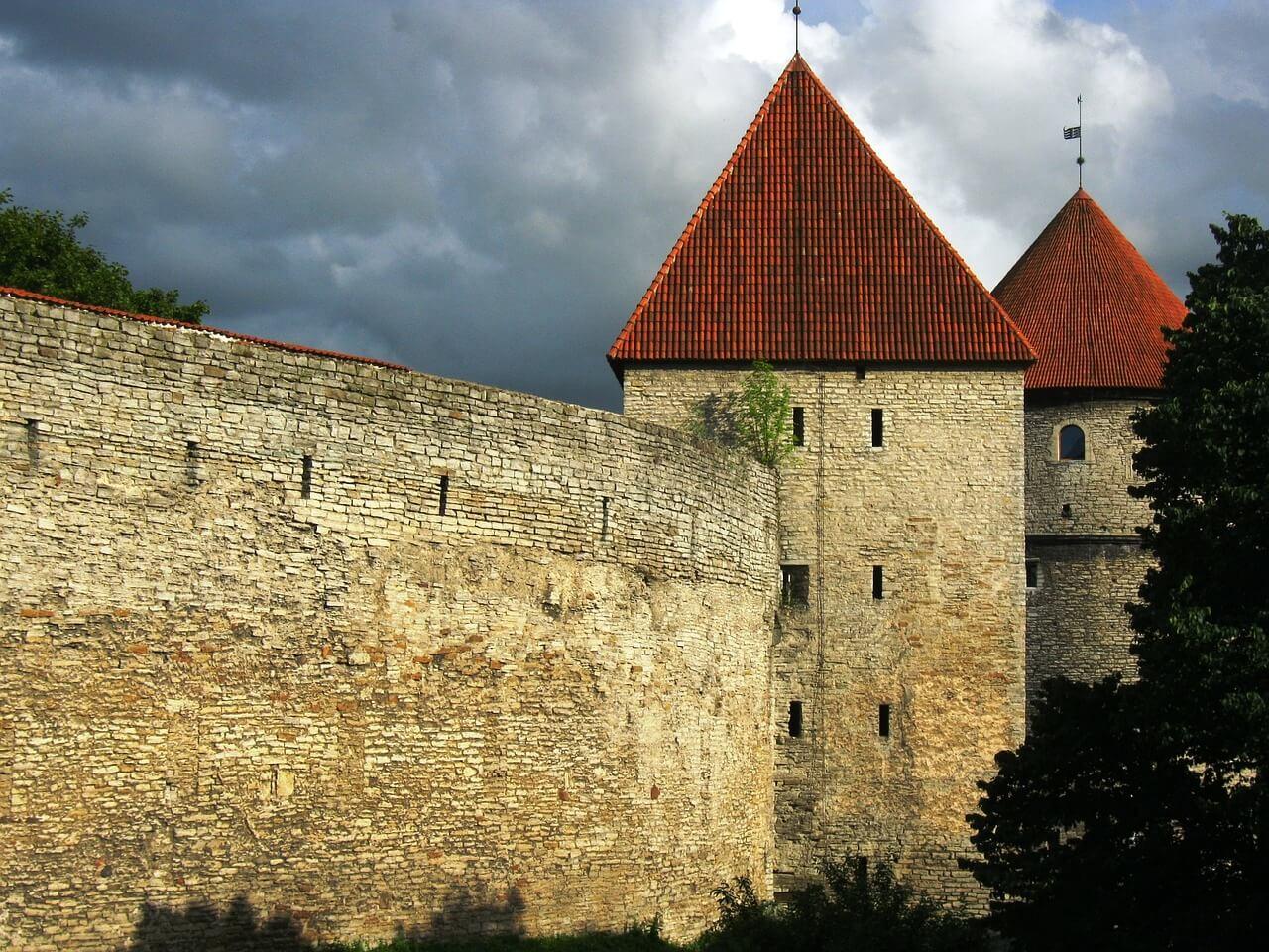 Top 10 Sehenswürdigkeiten in Tallinn
