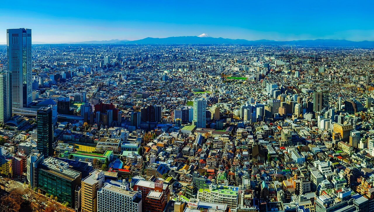 Unterwegs in Japans Hauptstadt – die Top 10 der Must Sees in Tokio