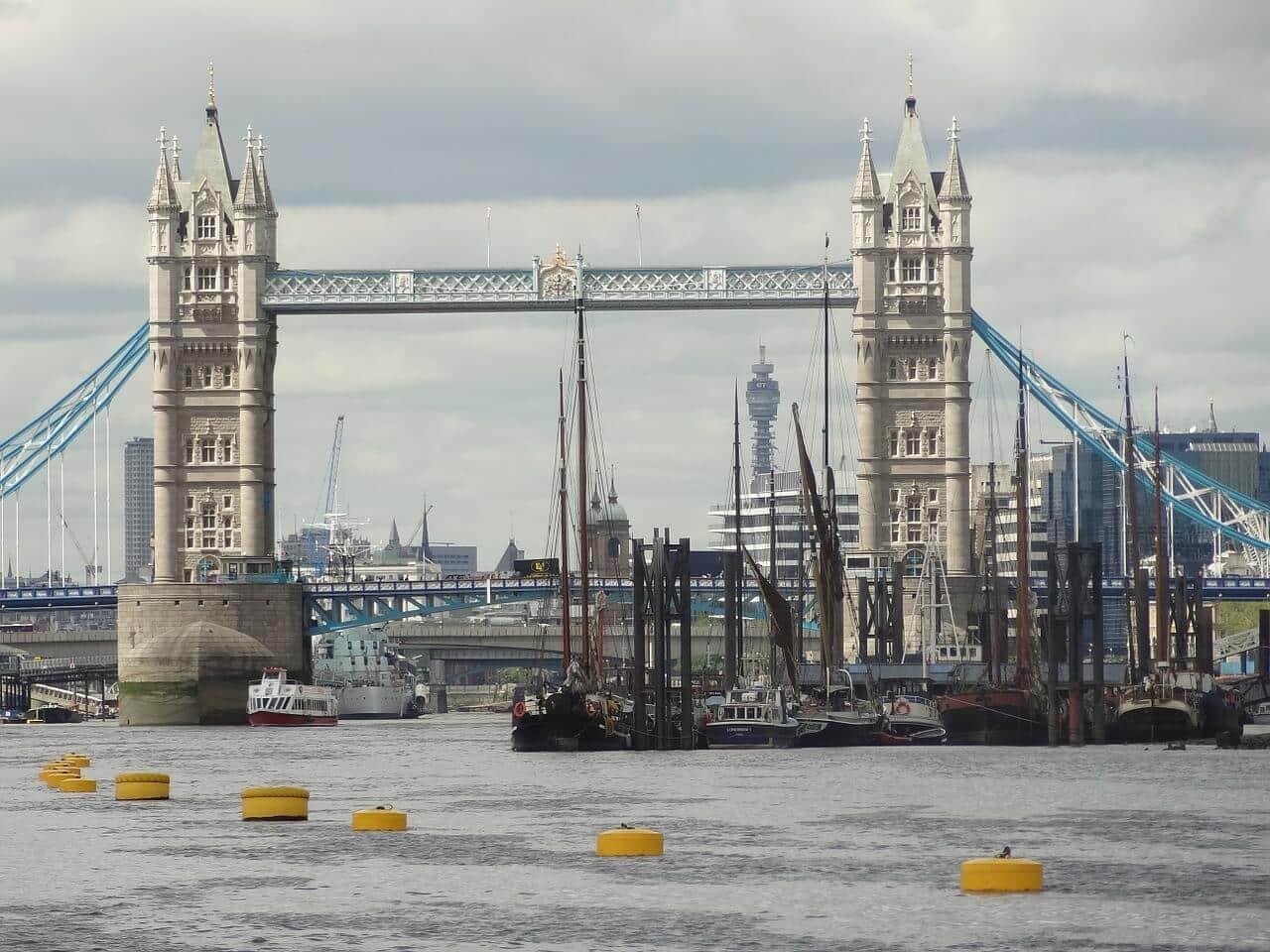 Top 10 - Die besten Sehenswürdigkeiten in London