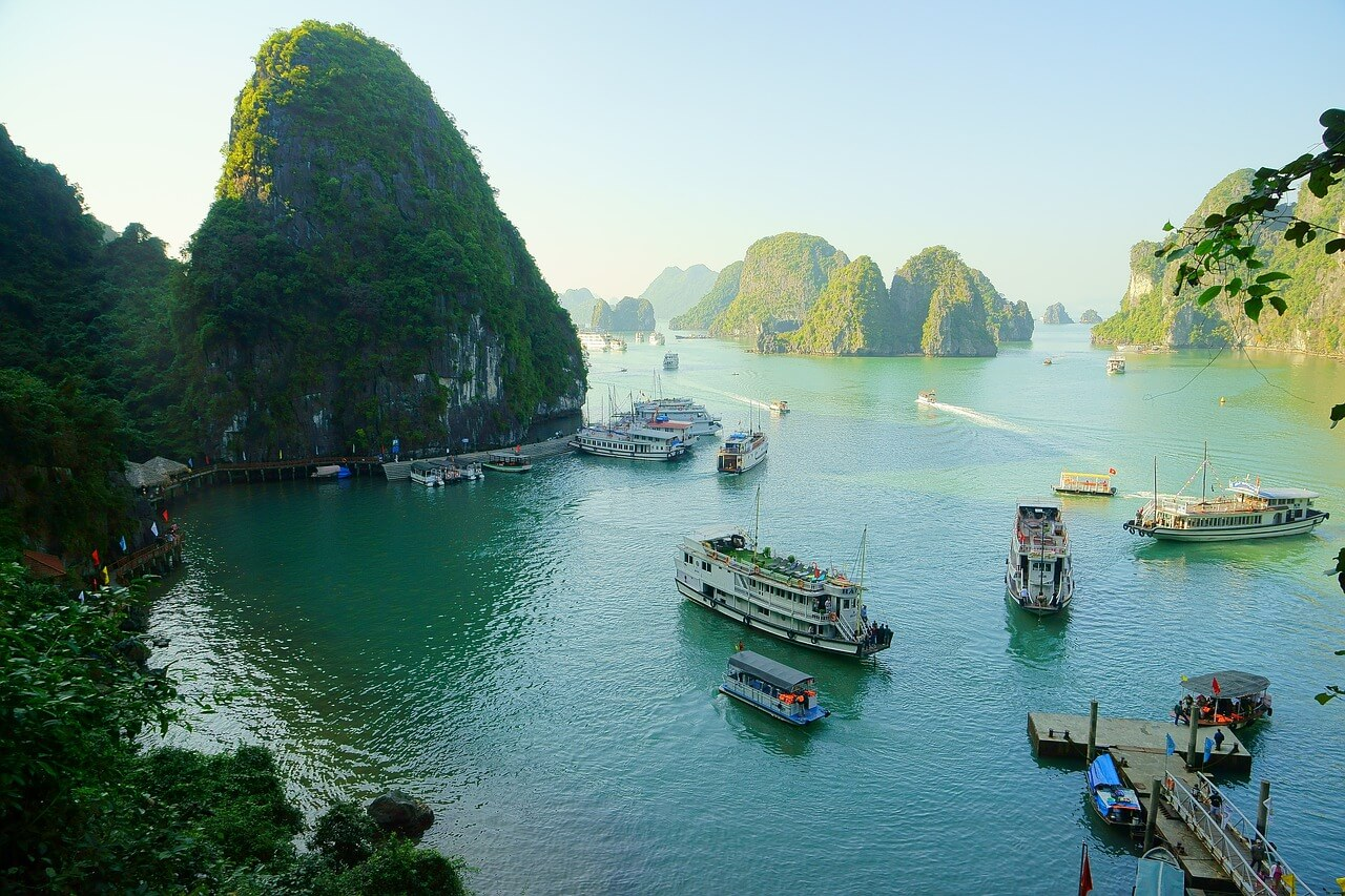 Top 10 Sehenswürdigkeiten in Vietnam