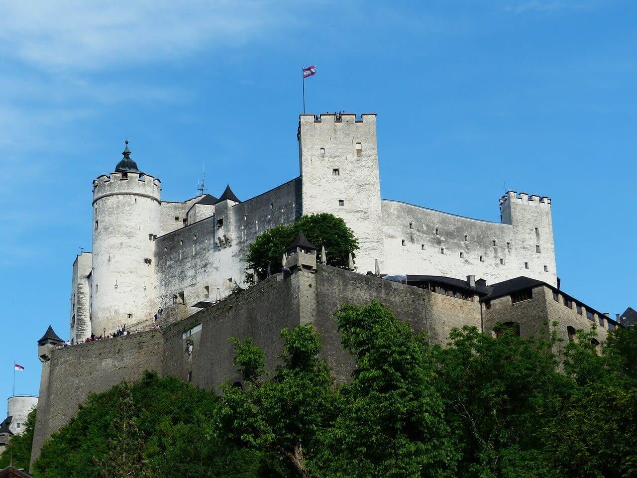 Festung, Hohensalzburg