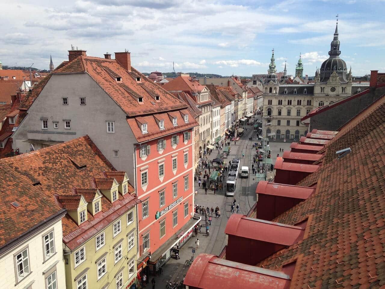 Grazer, Altstadt
