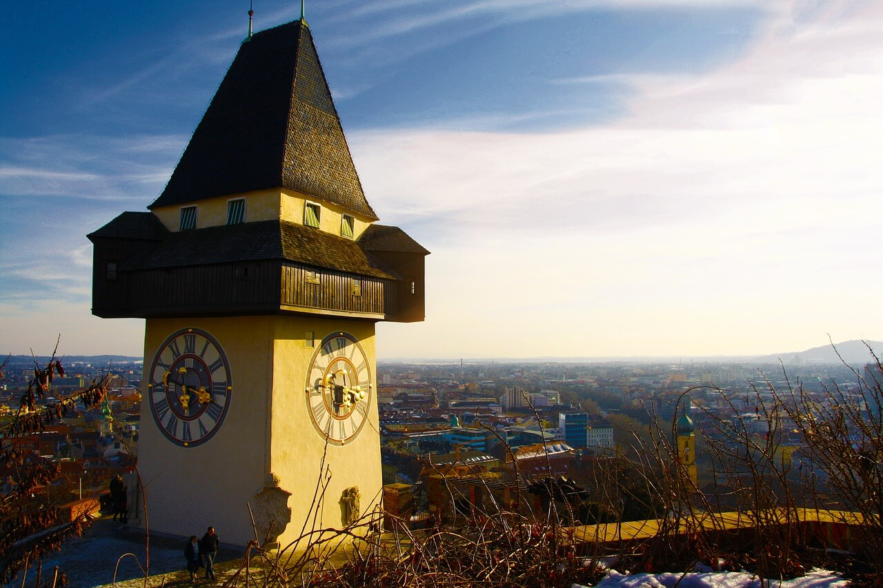 Grazer, Schloßberg