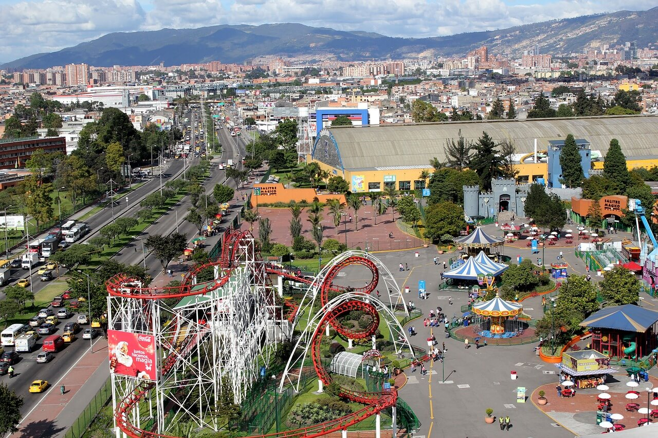 Die TOP 10-Sehenswürdigkeiten in Bogota