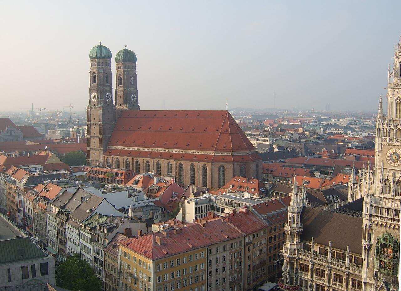 Frauenkirche, München