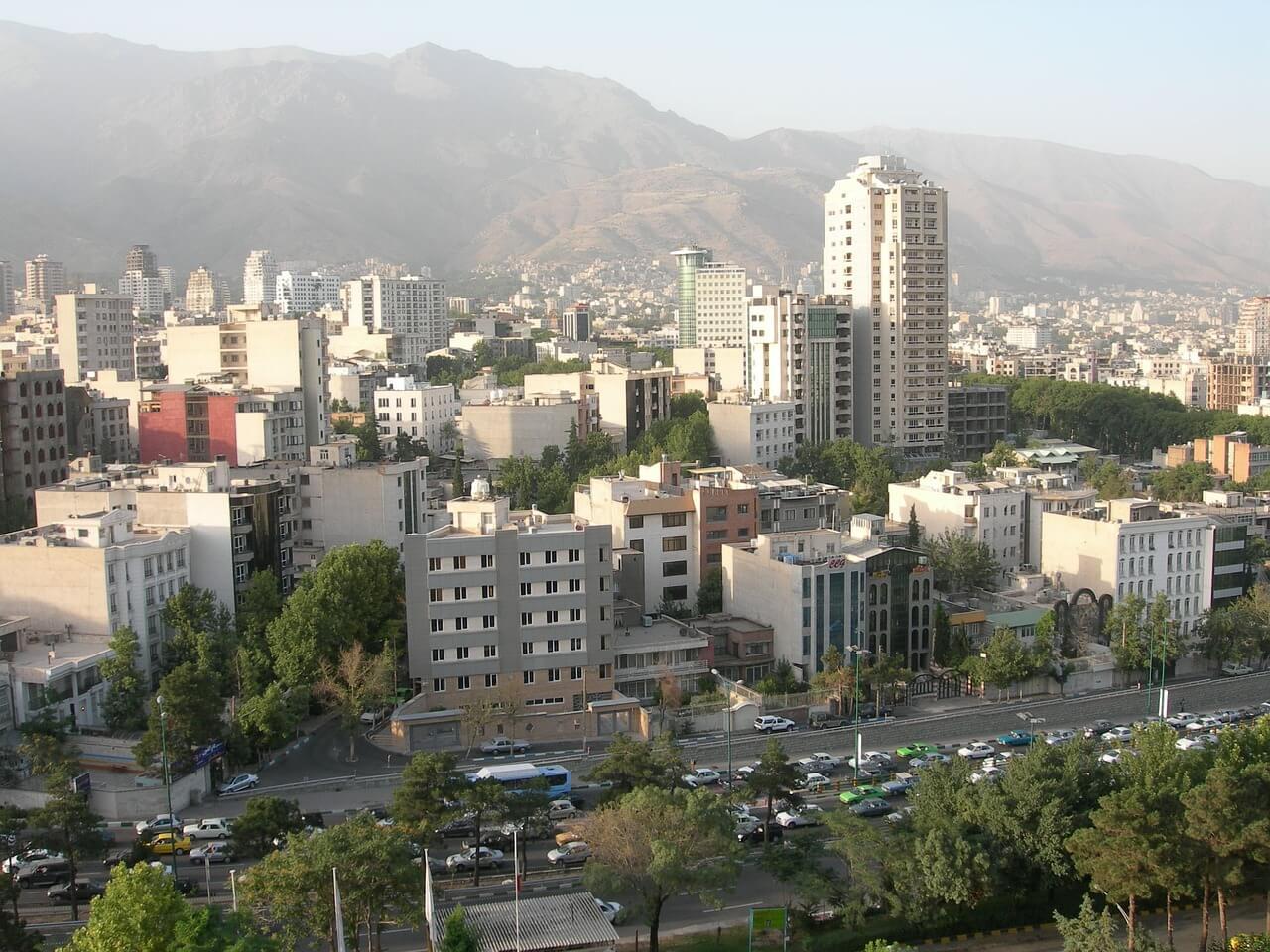 Die TOP 10-Sehenswürdigkeiten in Teheran
