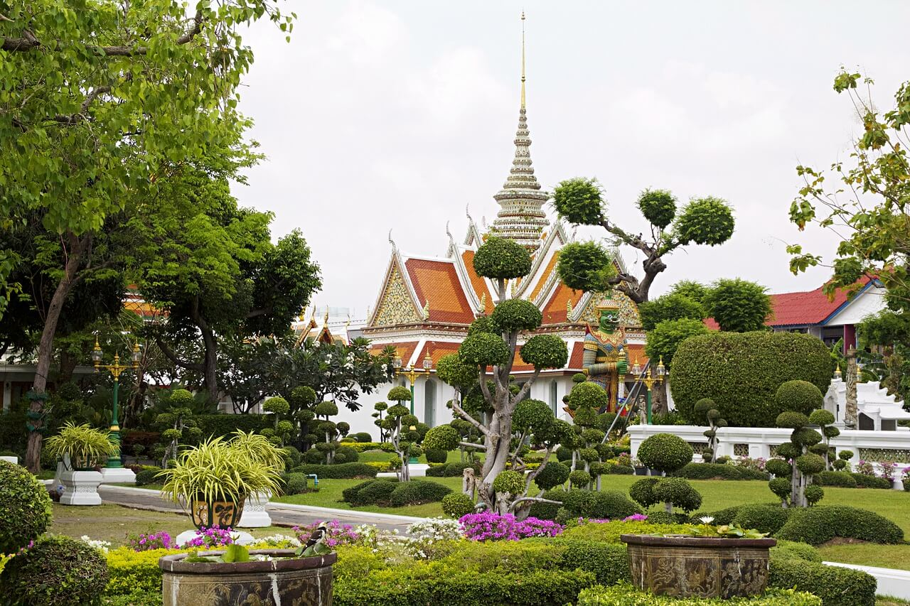 Die TOP 10-Sehenswürdigkeiten in Bangkok