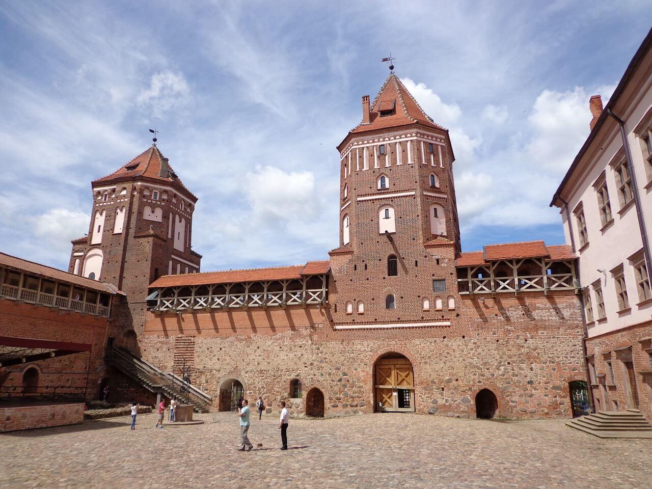 Die TOP 10-Sehenswürdigkeiten in Weißrussland