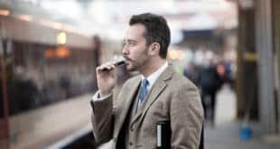 Reiserecht: Mit der E-Zigarette ins Flugzeug
