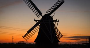 Windmühle in den Niederlanden, Bild: CC0