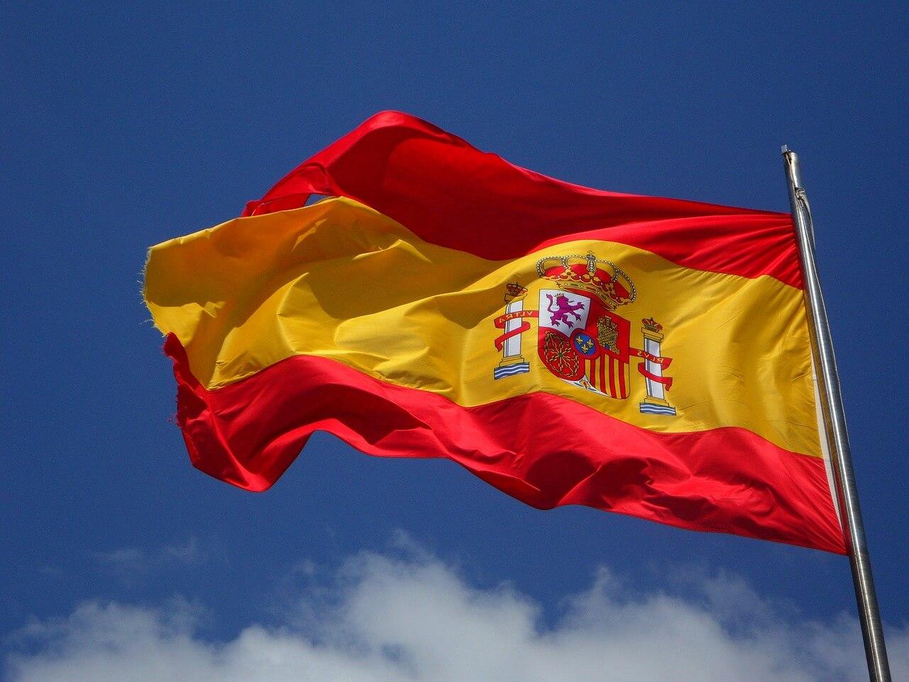 Spanien, Fahne