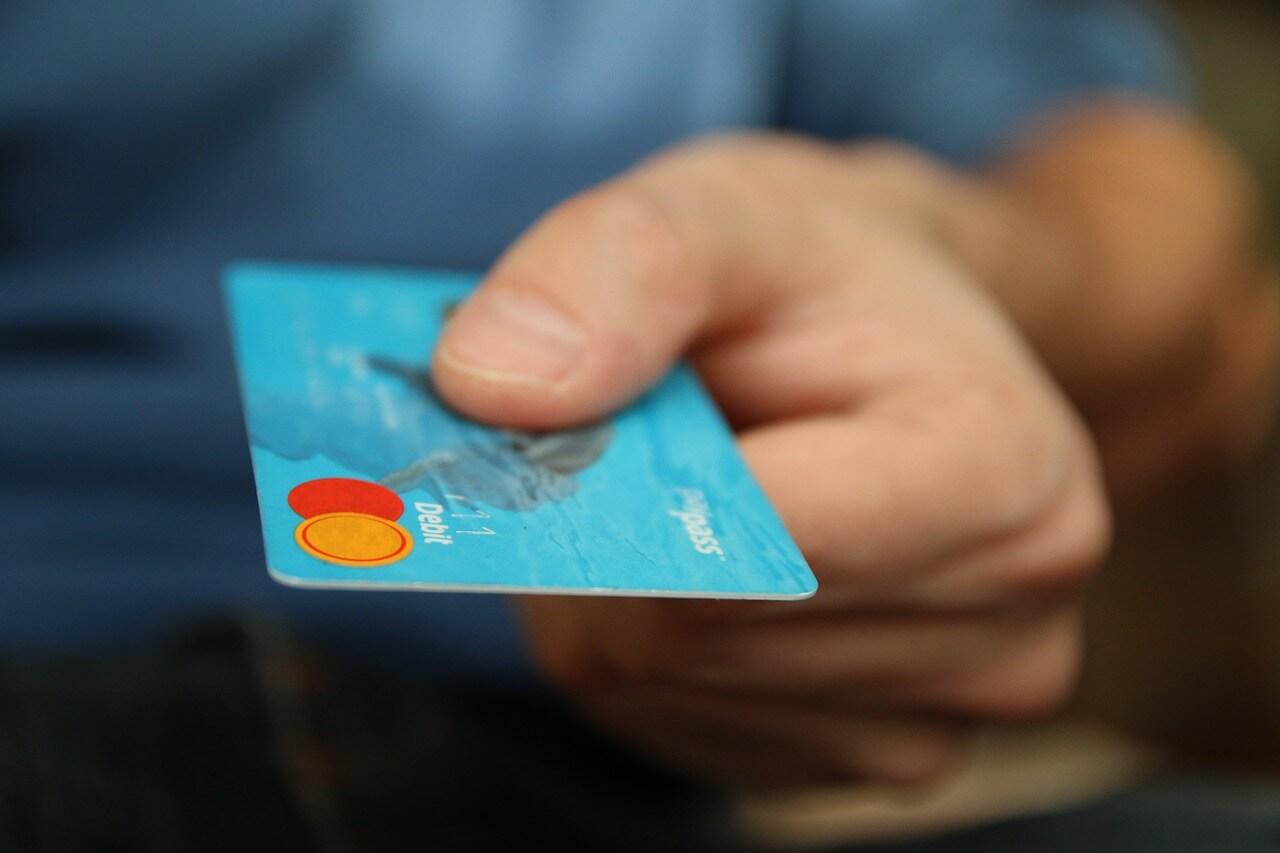 Kreditkarte Urlaub