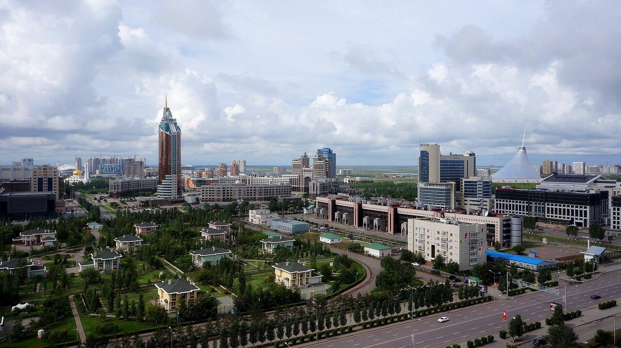 Die Top 10 Sehenswürdigkeiten in Kasachstan