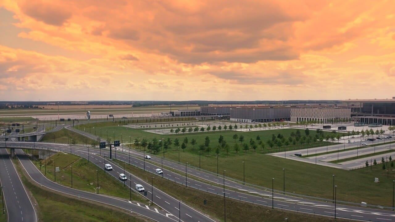 Flughafen, Auto