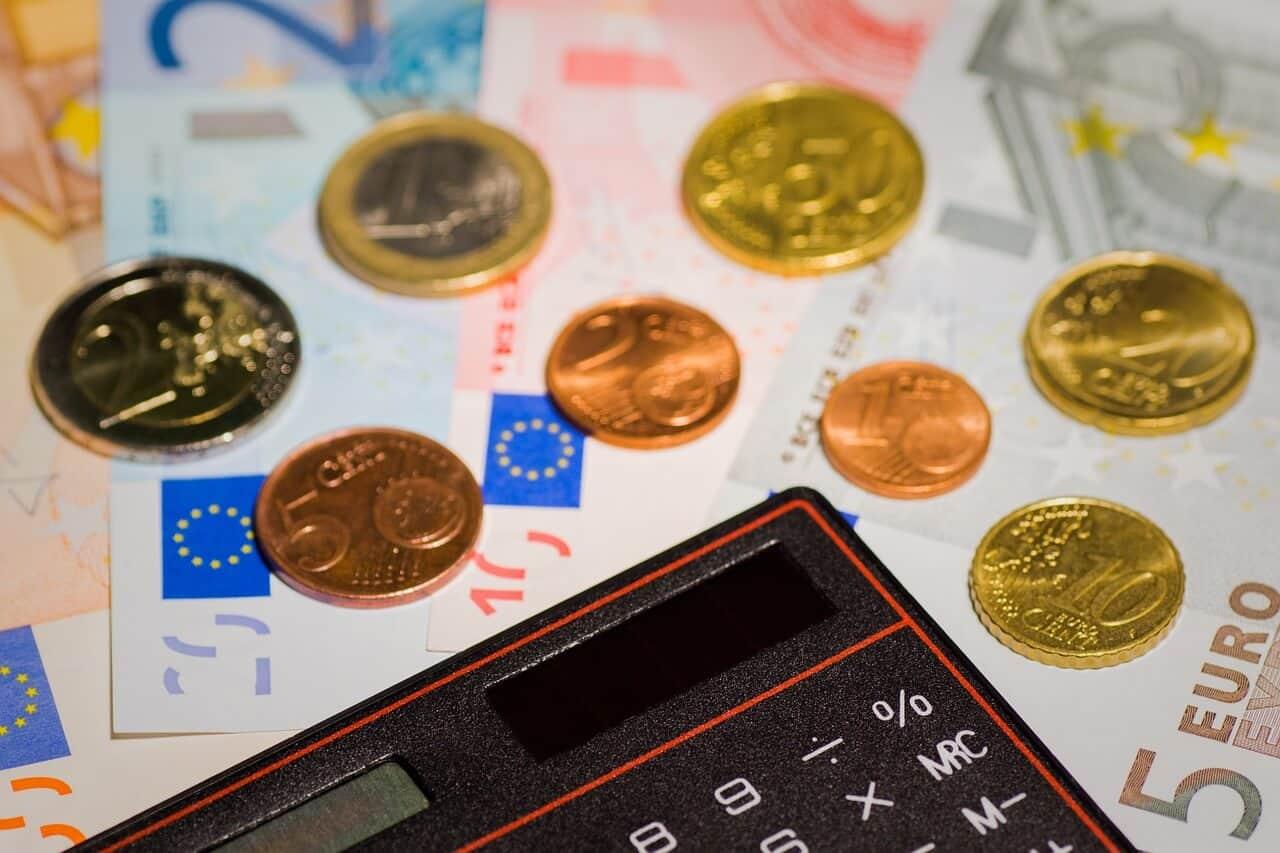 Währung, Rechnen