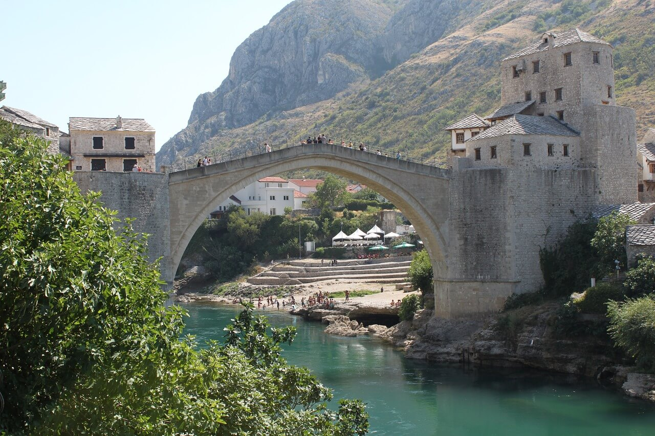 Die Top 10 Sehenswürdigkeiten von Bosnien-Herzegowina