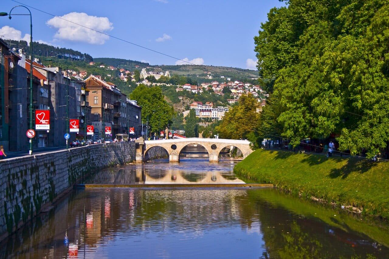 Die Top 10 Sehenswürdigkeiten in Sarajevo