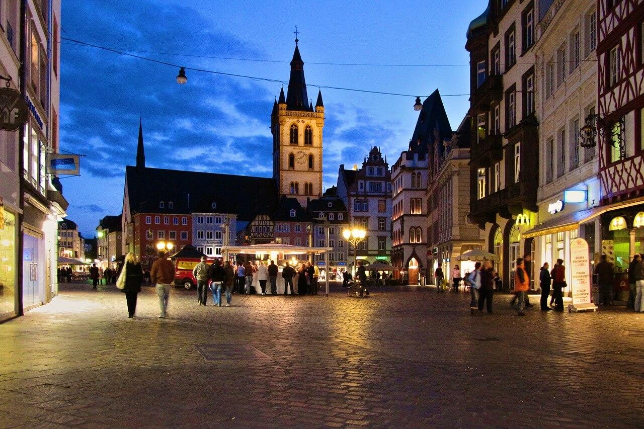 Die Top10-Sehenswürdigkeiten in Trier