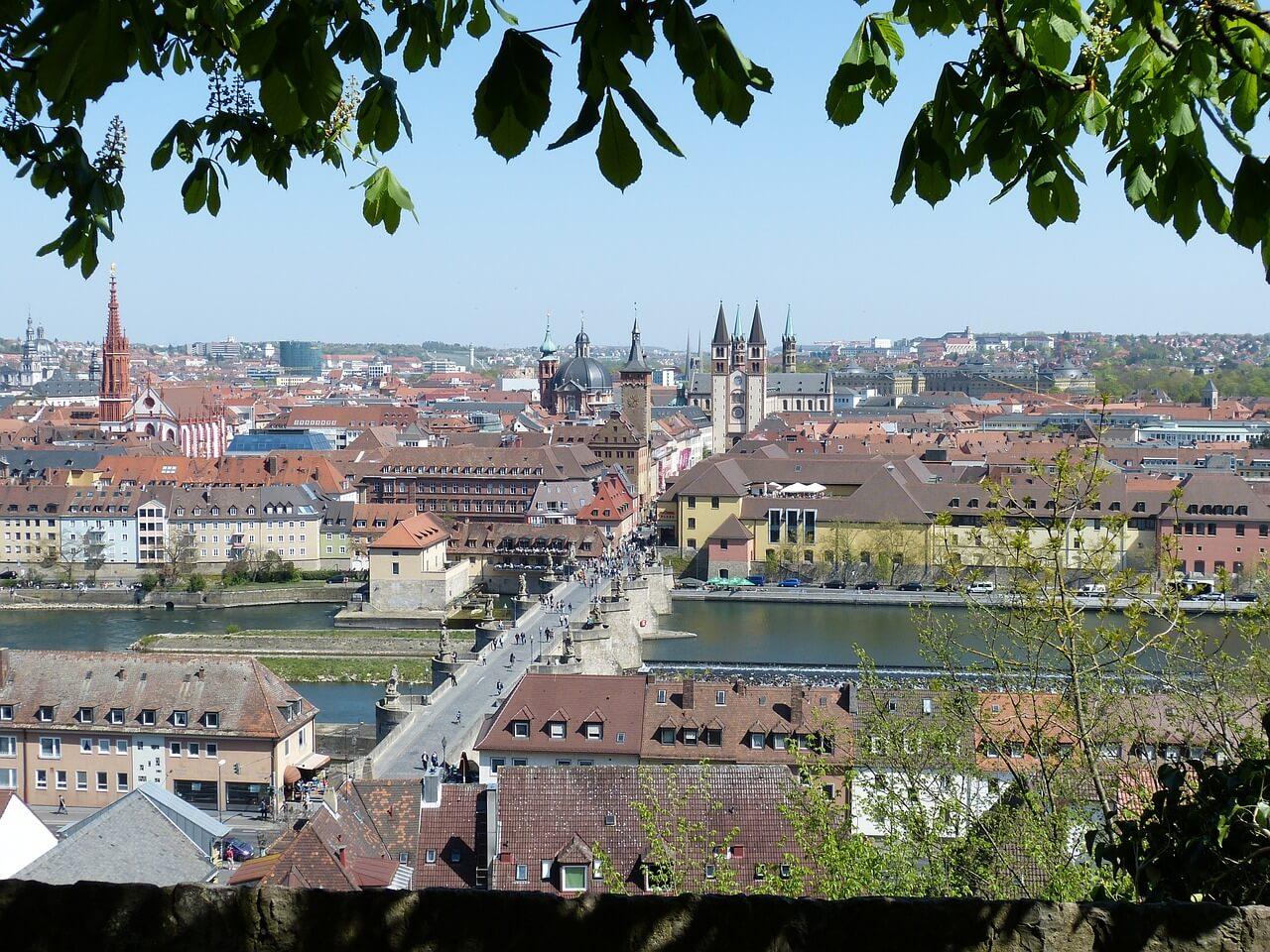 Die Top10-Sehenswürdigkeiten in Würzburg