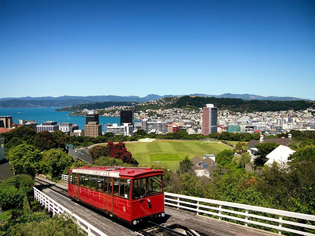 Die Top 10 Sehenswürdigkeiten in Wellington