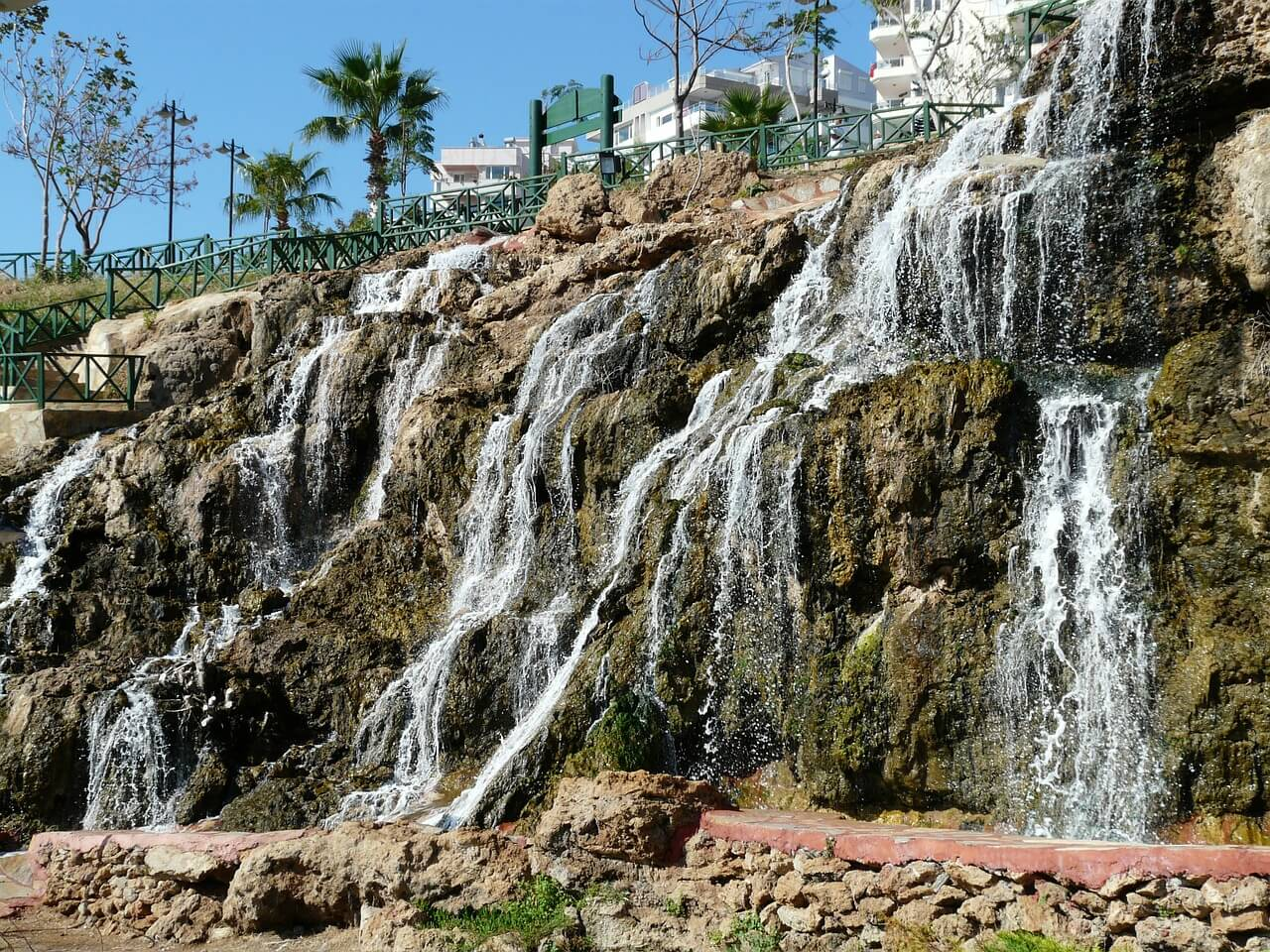 Düden Wasserfall Antalya