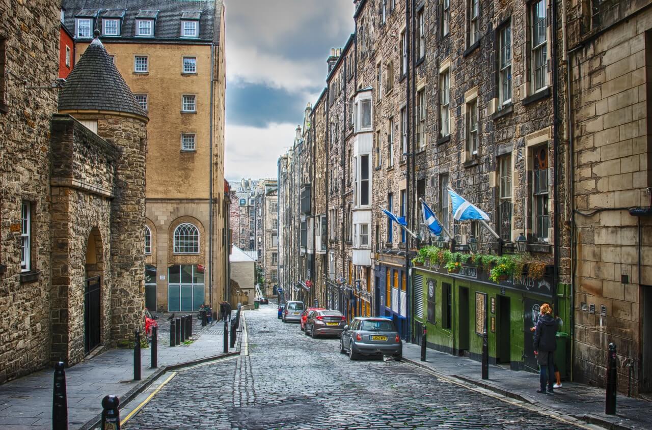 Die Top10-Sehenswürdigkeiten in Edinburgh