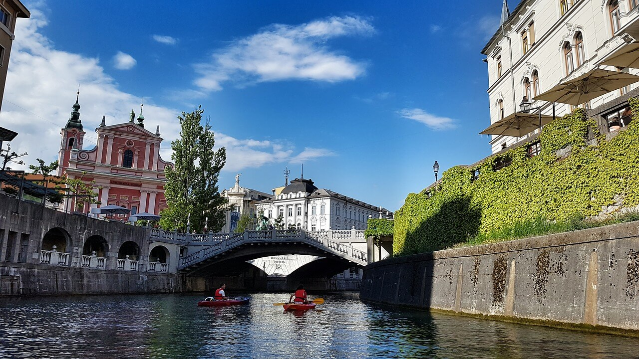 Die Top 10 Sehenswürdigkeiten von Ljubljana