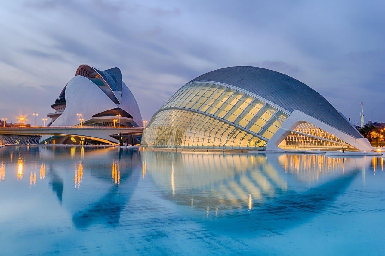 Die Top 10 Sehenswürdigkeiten von Valencia