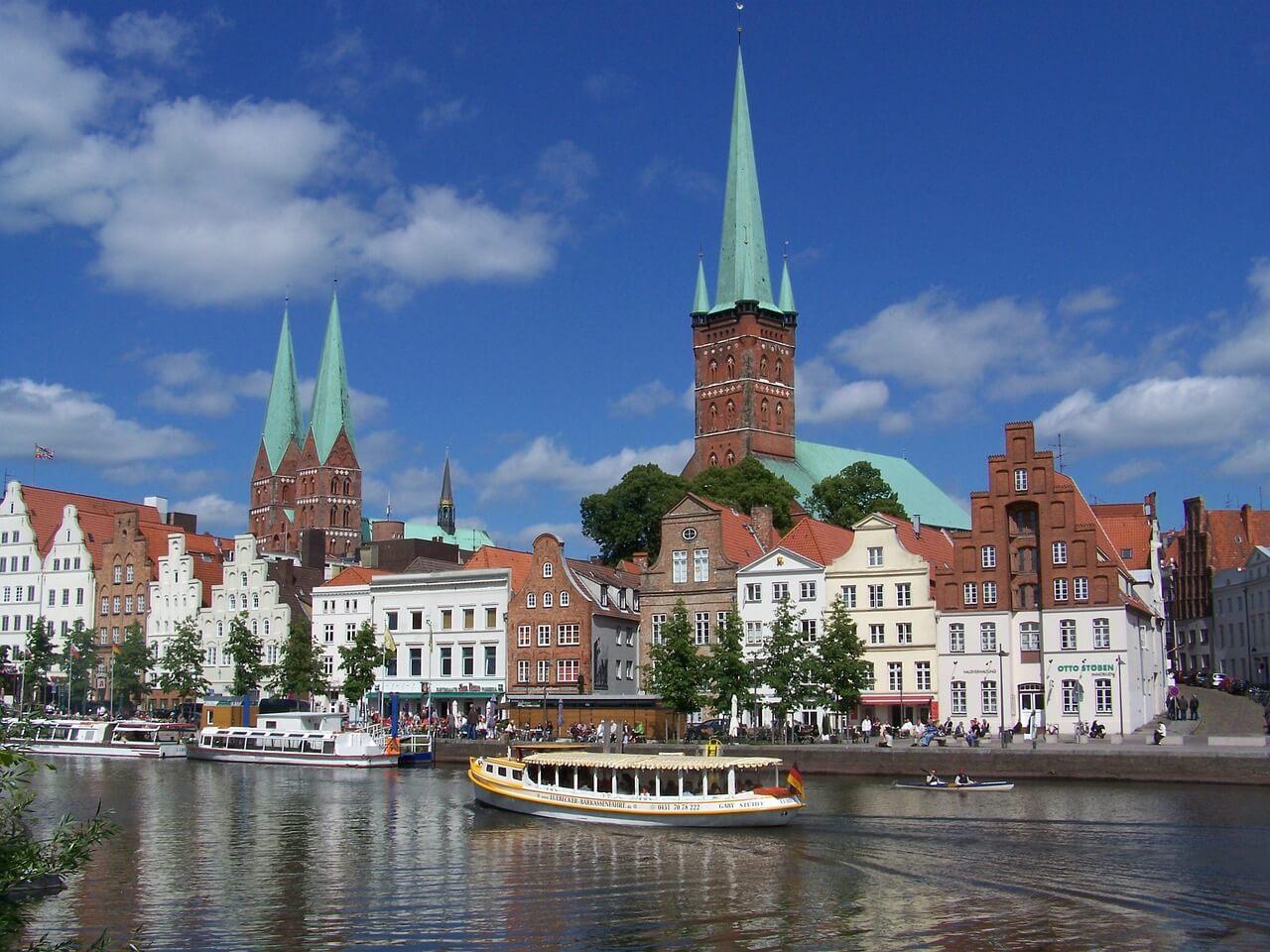 Die Top10-Sehenswürdigkeiten in Lübeck