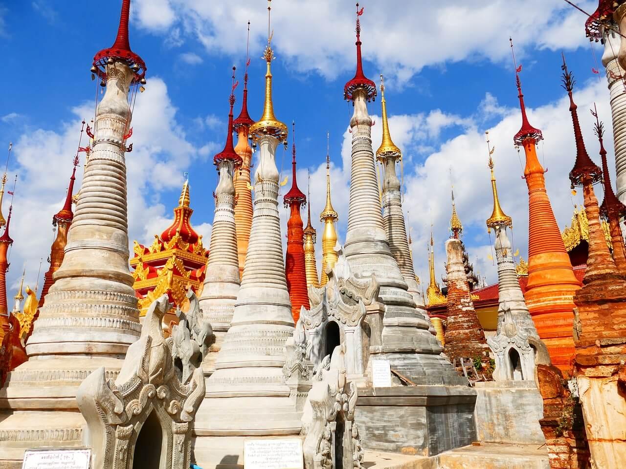 Die Top 10 Sehenswürdigkeiten von Myanmar