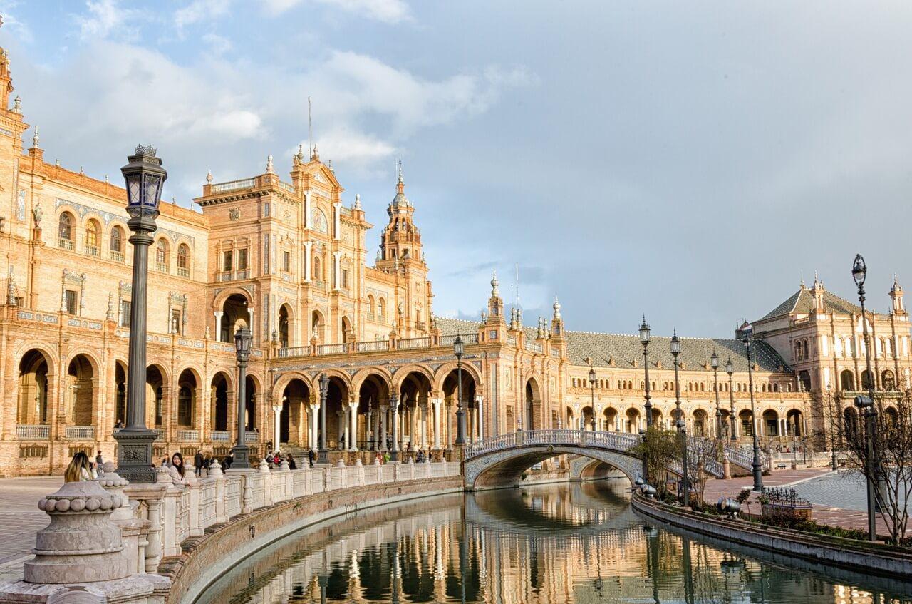 Die Top10-Sehenswürdigkeiten in Sevilla