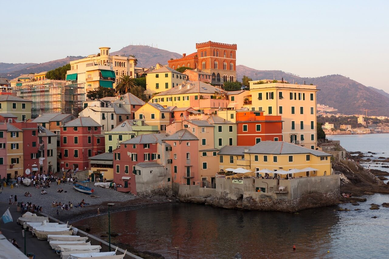 Die Top10-Sehenswürdigkeiten in Genua