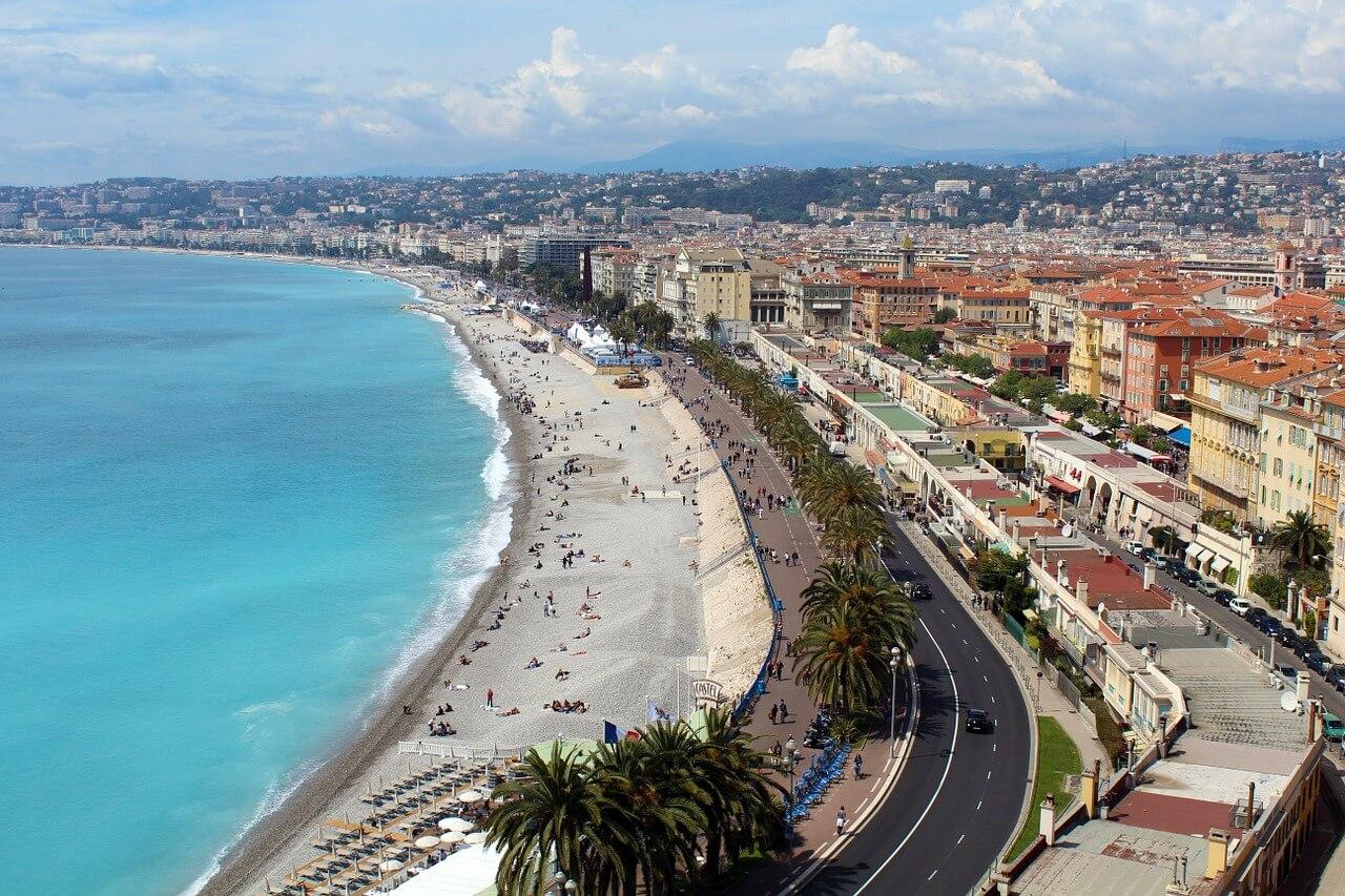 Die Top10-Sehenswürdigkeiten in Nizza