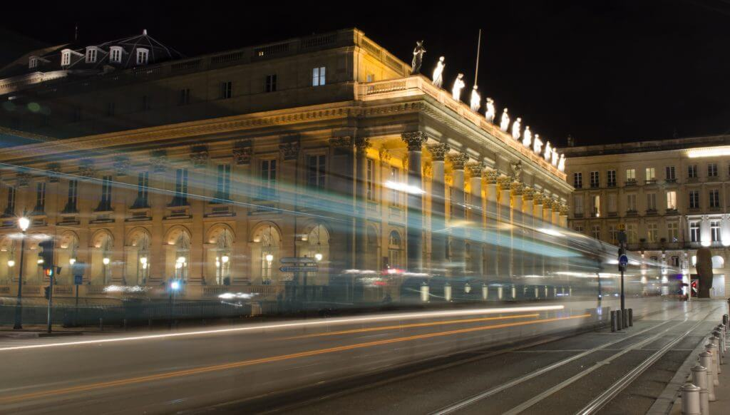 Die Top10-Sehenswürdigkeiten in Bordeaux